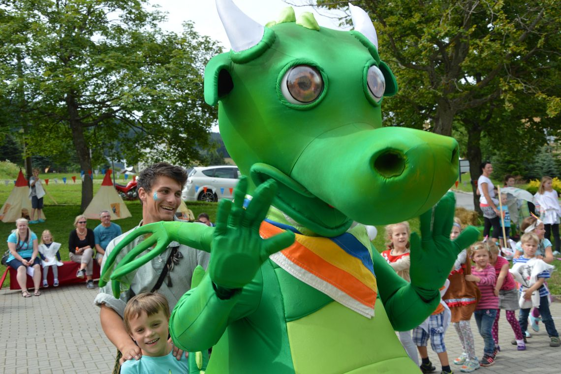 Familienfest, Sommerfest; Events im Erzgebirge